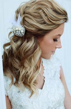 A First Class Maui Wedding - Wedding Hair