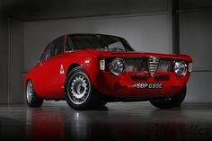 Alfaholics GTA-R 290 Alfa Romeo - Front Right Corner