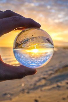 lsleofskye: Sunset in my hand