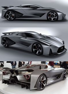 cool NISSAN 2020 Vision GT...  Bad Ass Rides Check more at http://autoboard.pro/2017/2016/12/29/nissan-2020-vision-gt-bad-ass-rides/