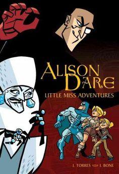 Alison Dare Little Miss Adventures (Alison Dare)