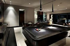 Family game room design ideas for men cool home entertainment designs bachelor pad idea inspiration . Home Design, Design Ideas, Interior Design, Bar Designs, Interior Ideas, Design Design, Luxury Home Decor, Luxury Homes, Luxury Cars