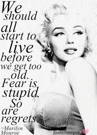 Don't you just Marilyn #quotes #northeasthour #inspiration #life