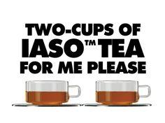 Two Cup Iaso Tea Diet... Drink up! #iasotea  www.totallifechanges.com/tietea Or call me 240-528
