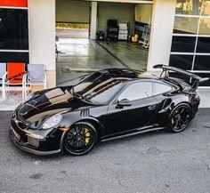 Porsche 911 991 GT3 RS. #PorscheGT3