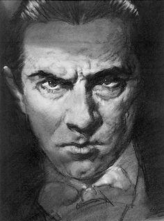 Bela Lugosi Dracula - Basil Gogos