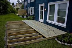 deck ideas | Deck building can be a demanding job both physically and mentally. It ...
