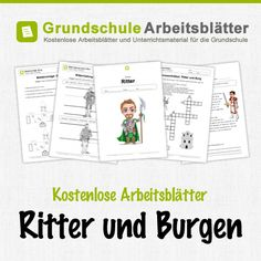 ritter arbeitsbl tter grundschule 03 pinnwand sachunterricht grundschule arbeitsbl tter. Black Bedroom Furniture Sets. Home Design Ideas