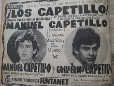 PeninsulaTaurina.com : Efemérides: El debut de los Capetillo en Mérida