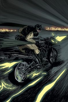Batman: Year 100 #3 by Paul Pope