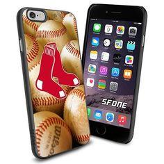 Boston Red Sox 3 MLB Baseball Logo WADE5484 iPhone 6 4.7 inch Case Protection Black Rubber Cover Protector WADE CASE http://www.amazon.com/dp/B013TNFXPQ/ref=cm_sw_r_pi_dp_t8ACwb0DF6A8E