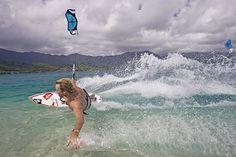 Kiteboarding=awesome