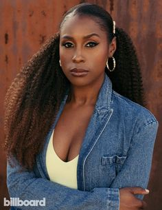 Issa Rae On Having Multiple Streams Of Income: 'Because, Why The F*ck Not? Black Girls Hairstyles, Cute Hairstyles, Ponytail Hairstyles, Black Girls Rock, Black Girl Magic, Hair Inspo, Hair Inspiration, Awkward Black Girl, Issa Rae
