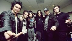Avenged Sevenfold and my first rock star crush at 5 or 6 years old!