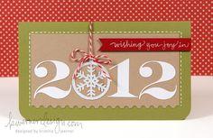 Holiday/new year card