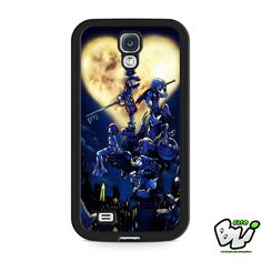 Kingdom Heart Samsung Galaxy S4 Case
