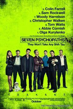 Filmski Hitovi: Seven Psychopaths (2012)