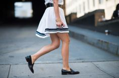 Street Style: Seen at New York Fashion Week Spring 2014