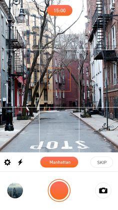 Camera Mobile Ui Design, App Design, Tablet Ui, Ui Inspiration, User Interface Design, Ui Ux, Vr, Photo Editor, Mobile App