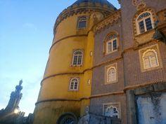 Palácio da Pena, em Sintra (Lisboa)