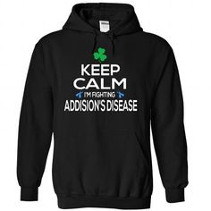 Keep - Addisions Disease - #unique hoodie #sweaters for fall. LIMITED TIME => https://www.sunfrog.com/LifeStyle/Keep--Addision-Black-Hoodie.html?68278