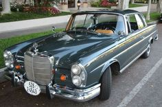 Immaculate 1963 Mercedes Benz 220SEb Coupe