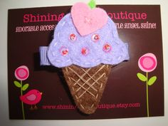 Shining Star Boutique -- awesome Etsy seller for girl hair accessories!