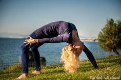 Foteini Dimitriou Yoga Family Violet Alignment