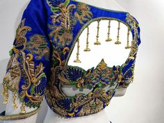 Saree Blouse Patterns, Lehenga Blouse, Designer Blouse Patterns, Saree Blouse Designs, Net Blouses, Bridal Blouse Designs, Hand Embroidery Designs, Work Blouse, Embroidered Blouse