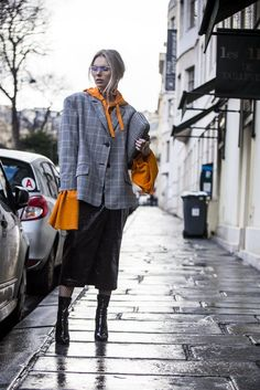 The Street Style From Paris Fashion Week Will Be Your Favourite of the Month