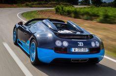 Bugatti Veyron Vitesse : 1200 ch