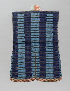 Samurai-Class Man's Surcoat (jinbaori) | LACMA Collections
