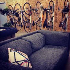 e0218b069f7d2 Inside the Pinterest office via Strava s Facebook page Bike Shops
