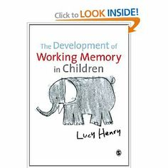 The Development of Working Memory in Children
