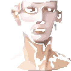 devasted identity 2 Uv print on alucobond panel dimension variables www.rickyrocky.it