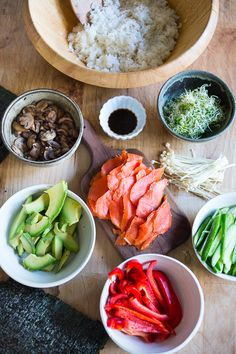 How to make a Temaki Party-