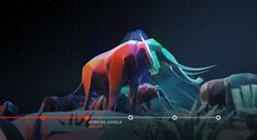 FUTURE CATS -NATGEO WILD on Behance - via #designhunt