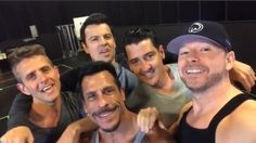 NKOTB May 15,2017  On today show