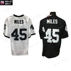 be283ee1d32 Aliexpress.com   Buy Friday Night Lights Headgear Permian HS Boobie Miles  Beast Beat Men s Jersey Stitched Sewn Black White Movie futebol americano  from ...