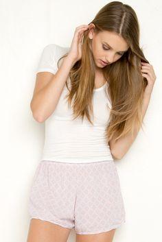 Brandy ♥ Melville | Remi Shorts - Shorts - Bottoms - Clothing