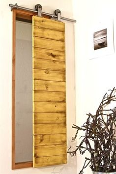 Barn Door Shutter - modern - windows - salt lake city - Rustica Hardware
