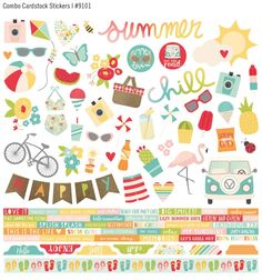 #simplestories #SummerDays