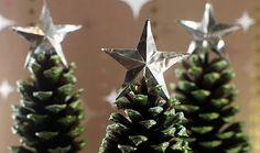 Φτιάξε ένα μίνι Χριστουγεννιάτικο δέντρο!  #DIY #ιδέες #ιδεεςδιακοσμησης #καντομονος #φτιάξτομόνοςσου #χριστούγεννα #χριστουγεννιατικοδεντρο #χριστουγεννιατικοςστολισμος