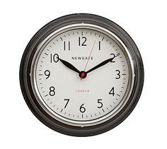 Newgate Cookhouse Clock #potterybarn