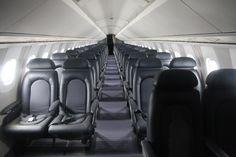 O Concorde podia transportar até 120 passageiros