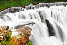 【新北市一日遊景點】平溪區「十分瀑布」全台最美~台版尼加拉瀑布-13's幸福食光-旅遊美食部落格