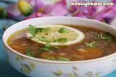 Sopa de miso tradicional http://www.mireiagimeno.com/recetas/sopa-de-miso-tradicional