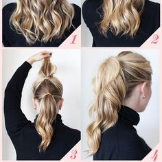 60 Medium Hair Updos that Are as Easy as 1,2,3