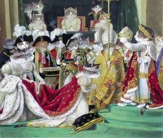 La coronación ~ Susan Herbert