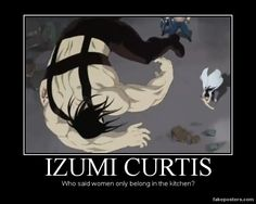 Izumi Curtis Poster 1 by wolfgirl012.deviantart.com on @deviantART